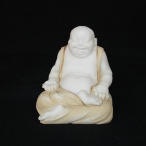 Budai The Fat Buddha in Patina color