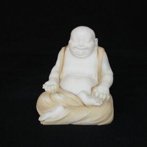 Budai The Fat Buddha in Patina color
