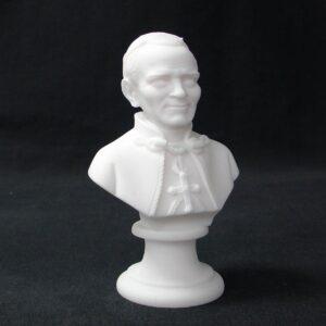 Greek statue of Pope John Paul II in White color